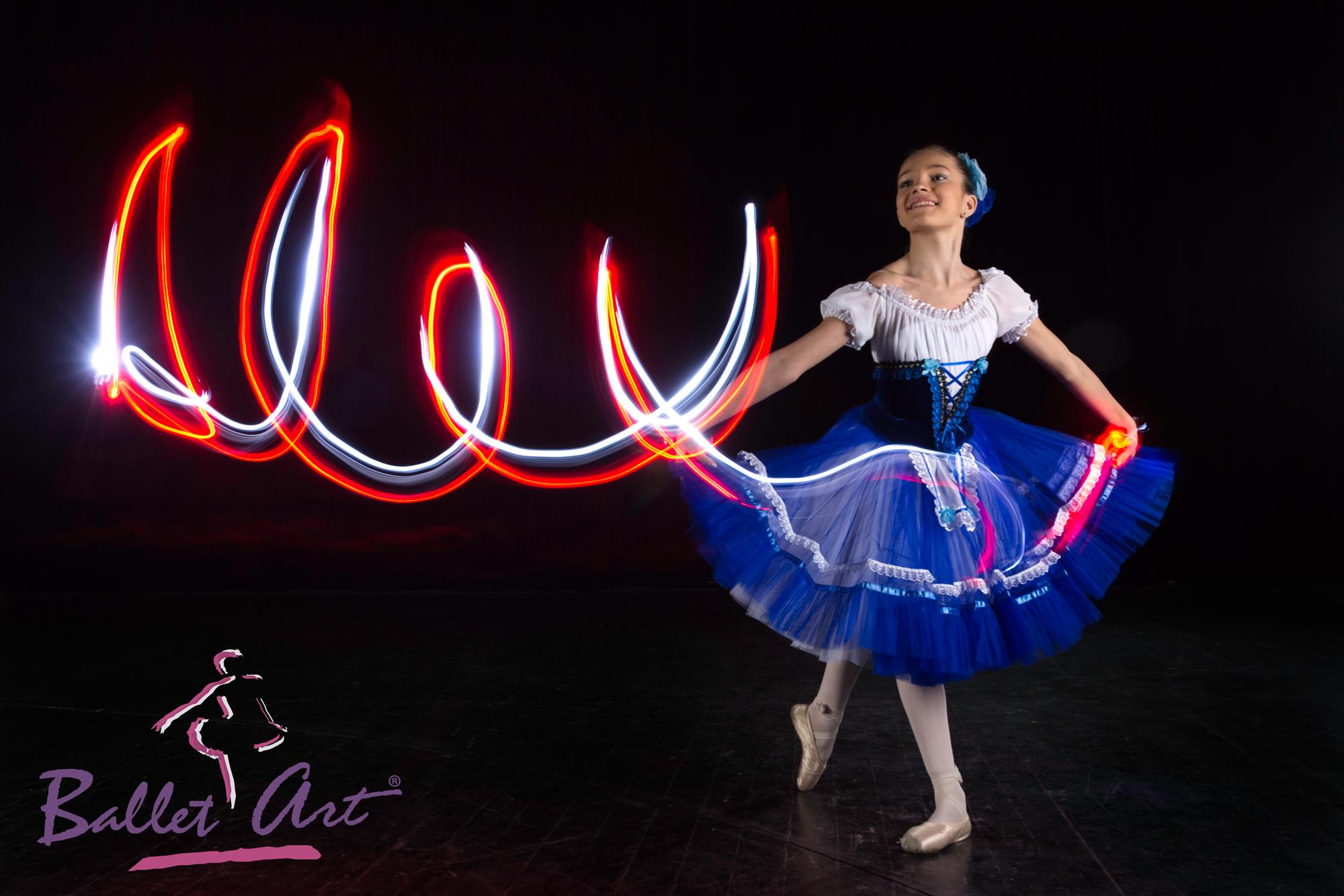 Academia de Dans Ballet Art, în cele mai importante publicații de artă vizuală