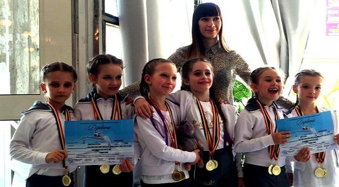 """Noi premii cucerite de Ballet Art la Concursul Național """"Lebăda de cristal"""""""