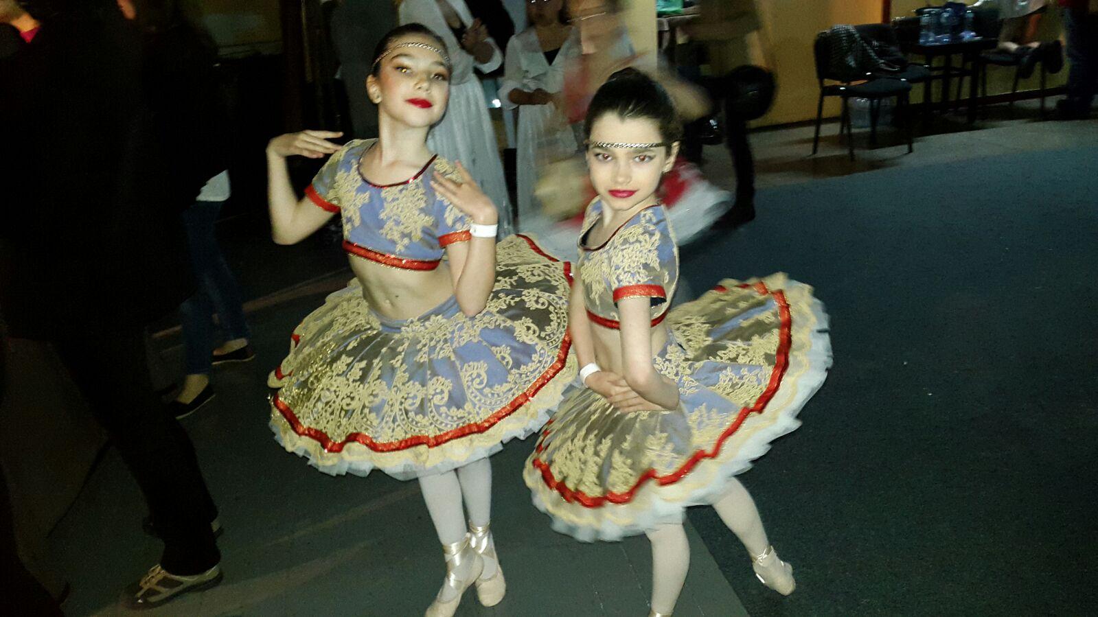 """Academia de Dans Ballet Art a triumfat pe scena Concursului Internațional de dans """"Marea Neagră"""""""