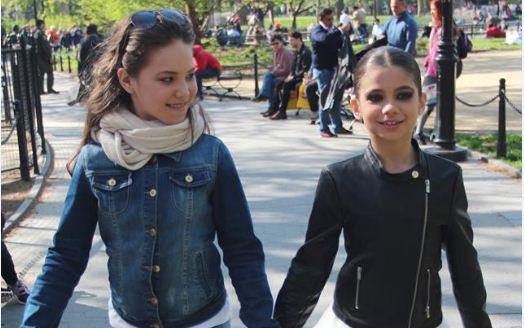 Delia Dumbravă și Măriuca Iordache au excelat în finala Youth America Grand Prix (YAGP)