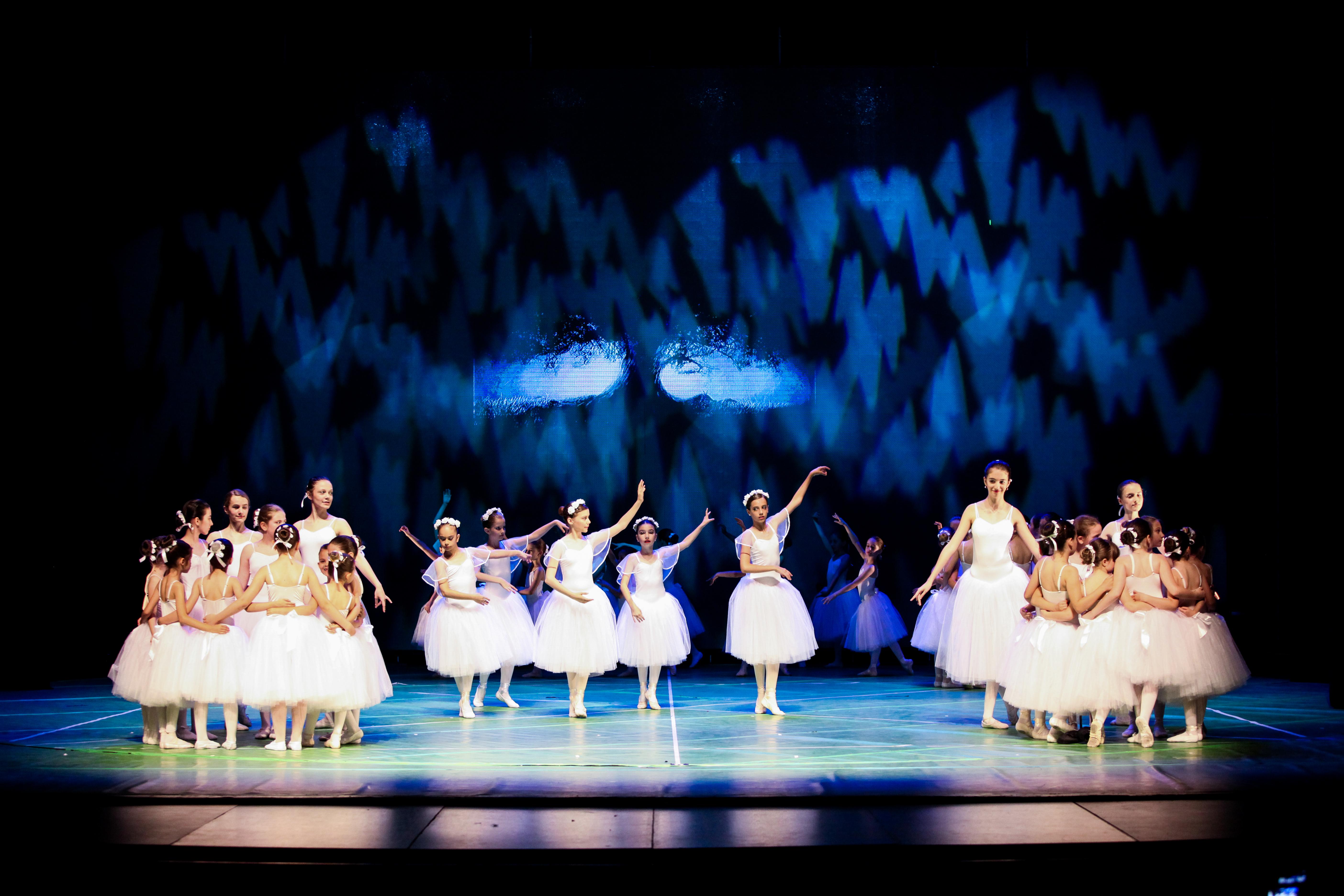 Ne pregătim pentru următorul spectacol Ballet Art din decembrie !