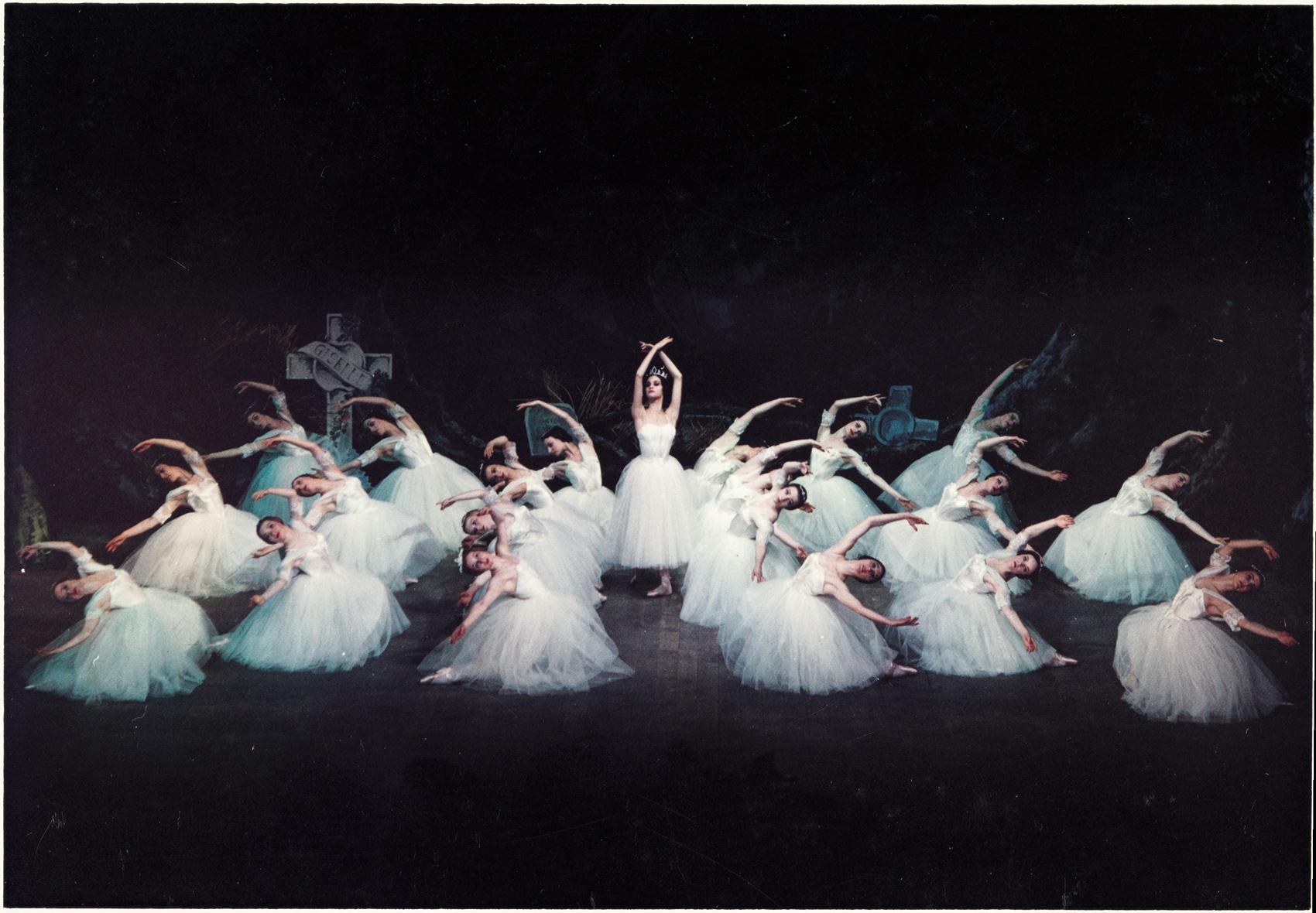 """""""Giselle"""", una dintre cele mai triste povești de dragoste"""