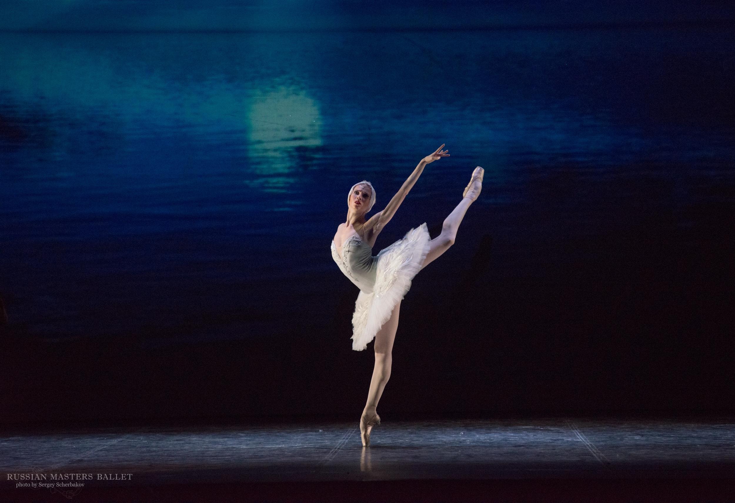 Elevele Ballet Art, admise în programul Russian Master Ballet!