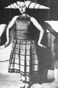 Lizica Codreanu, balerina care a devenit muza lui Constantin Brâncuși