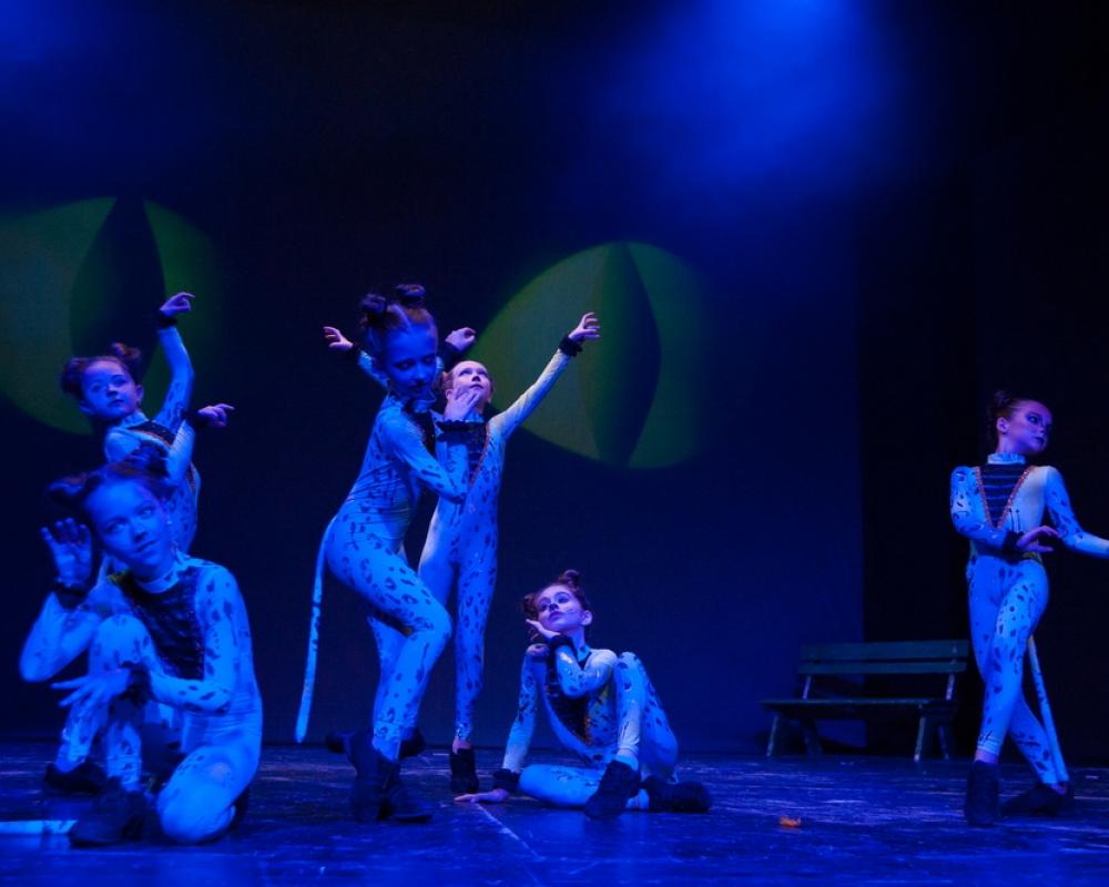 Cats Ballet Art 4