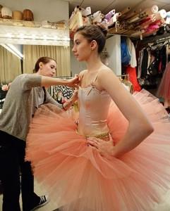 Istoria costumului de balet