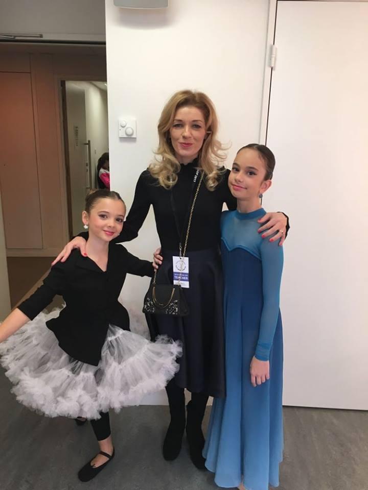 Rezultate excelente pentru elevele Ballet Art la YAGP
