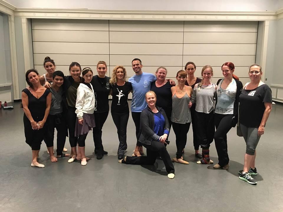 Iolada Petrescu va reveni la Bolshoi Ballet Academy pentru obținerea certificatului Level B