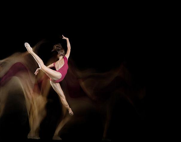 """Limitless creativity: Când baletul și fotografia """"dansează"""" împreună!"""
