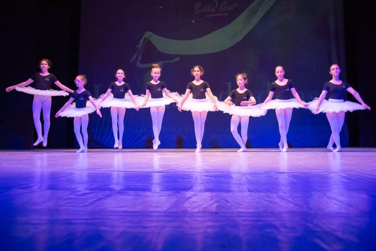 """""""La classe de danse"""", cel de-al doilea spectacol oferit de Ballet Art în luna iunie"""